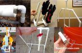 10 life Hacks met PVC #8