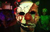 Hoe maak je een masker van Halloween met Apoxie beeldhouwen