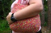 Vintage zeepbel tas