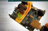 ATtiny programmering Shield voor Arduino
