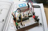 Hoe Breadboard Arduino Compatible.