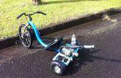 Gemotoriseerde Drift Trike!!!