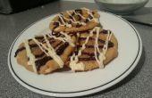 White Chocolate Chip and Macadamia noten Cookies!!