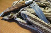 Optimaal gebruik maken van uw DIY Laguiole kit