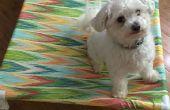 DIY demontage wasbaar hondenmand