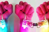 Handschoen van de emancipatie van de Haptika
