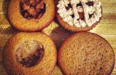 Perfecte appeltaart Cupcakes