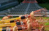Low-Cost en gemakkelijk te maken van de vruchten plukken van Pole