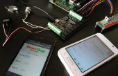 Home Automation framboos en Phidgets deel 2