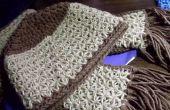 Sterren verzamelen haakwerk sjaal