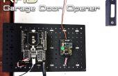 Deuropener van de Garage van de Arduino RFID