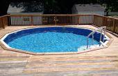 DIY zonne-zwembad kachel