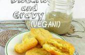 Sexy Vegan koekjes (w / land jus)