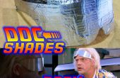 5min Doc Brown's tinten uit Back To The Future II