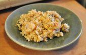 Vegetarisch Chinees Fried Rice