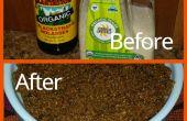 Hoe maak je bruine suiker