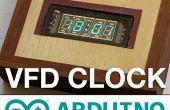 Arduino VFD Display klok Tutorial - een gids VFD-schermen