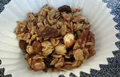Granola honing