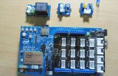 Home Automation: Controle Relay honk op lichtsensor (Intel Edison)