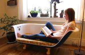 DIY Badkuip Clawfoot Couch
