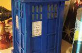 Balsa hout TARDIS