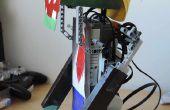 Lego NXT 2.0 Robot Zombie-gemaakt door Muchen Jiang