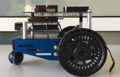 Parallax BoE-Bot afstandsbediening aangedreven door Afero