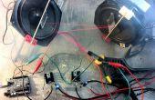 Arduino Laser Show met volledige XY Control