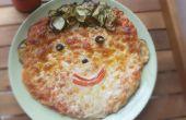 Happy Face Pizza voor alle seizoenen