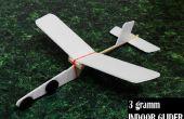 """""""Ultra Light"""", de overdekte zweefvliegtuig (3 Gramm) voor Beginners"""