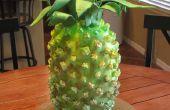 U zult 'pine' voor deze ananas taart