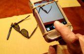 Hand Grip voor enerzijds iPhone foto's