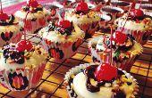 Chocolade Sundae Cupcakes recept