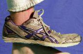 Barefoot Incognito: Hyper-minimalistische schoen conversie