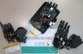Drie Low-Cost verwisselbare 3D-printbaar Bionic handen