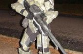 Karton/glasvezel Halo 3 Master Chief kostuum geïnspireerd