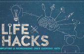 Cool leven hacks die uw leven kon veranderen