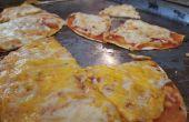 Hoe maken Tortilla pizza's: Voor kinderen en jongeren die niet kunnen koken