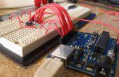Leren teller ICs met behulp van een Arduino