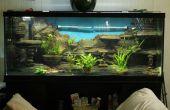 Een 3D Aquarium achtergrond maken
