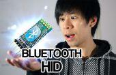 $3 Bluetooth HID-Module (HC05 met RN42 Firmware)
