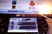 Instellen van uw PSP als een secundaire Monitor
