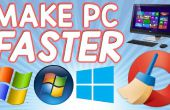Hoe om uw Computer sneller te maken In minuten