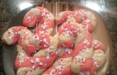 Candy Cane kerstkoekjes