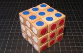 Rubik's Cube van hout