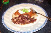 GEEN DOOI Slow Cooker Mexicaanse kippenborsten met variaties