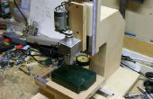 Hoe maak je een mini frezen machine-manual of CNC!