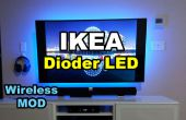 IKEA Dioder LED-Strip draadloze Mod