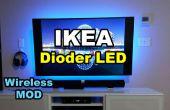 IKEA Dioder LED-Strip draadloze Mod