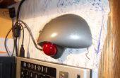 Een Trackball muis schoon